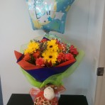 Flowers for Baby boy